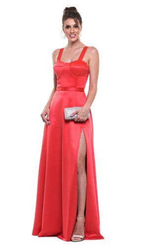 Vestido Coral L1002
