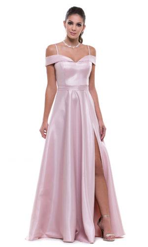 Vestido rosa L969
