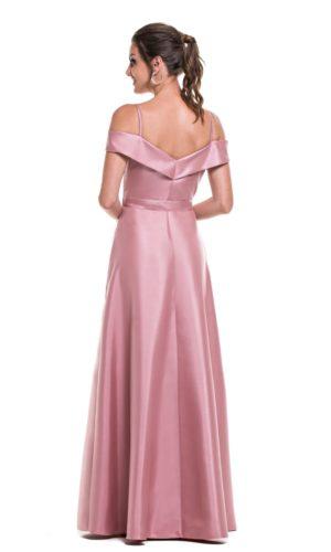 Vestido Rosa Rose L991