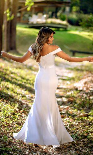 Vestido Branco L987